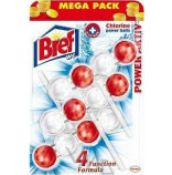 Bref Power Activ WC blok Chlorine 3x50 g