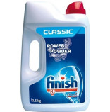 Calgonit Finish Prášek Power Powder Regular 2,5 kg