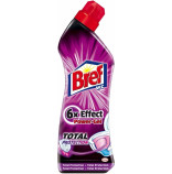 Bref 6x Effect Power Gel Total Protection gelový WC čistič 750 ml