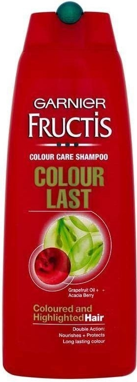 Garnier Fructis Color Resist šampon 250 ml