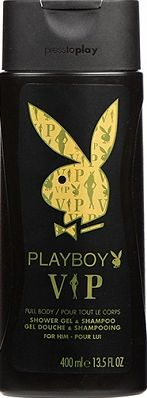 Playboy VIP for Him sprchový gel 400 ml