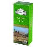 Ahmad Tea Green Tea 25 x 2 g