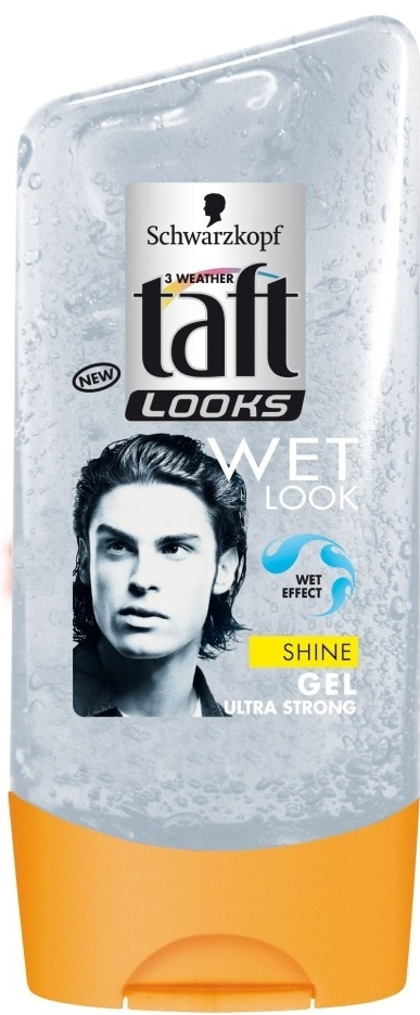 Taft Wet Look Gel na vlasy 150 ml