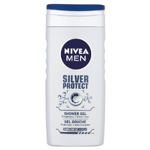 Nivea Men Silver Protect sprchový gel 250 ml