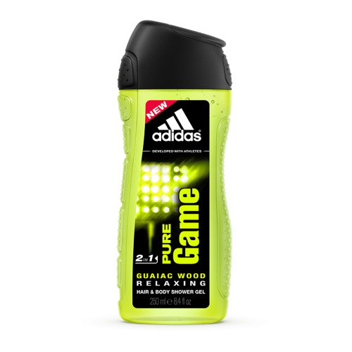 Adidas Pure Game sprchový gel 250ml