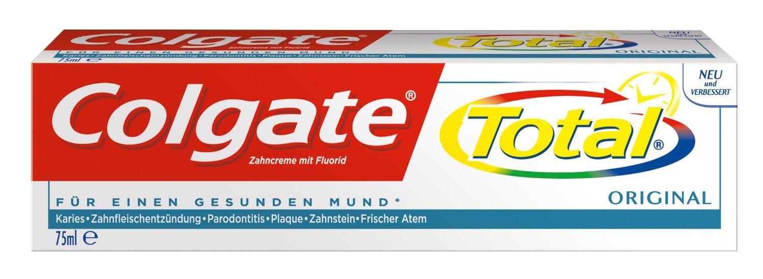 Colgate Total Original 75 ml