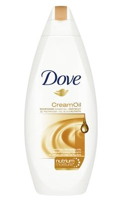 Dove Purely Pampering Cream Oil sprchový gel 250 ml