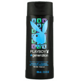 Playboy Generation sprchový gel 400 ml