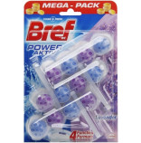 Bref Power Activ WC blok Lavender 3x50 g