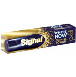 Signal White Now Gold Triple power zubní pasta 50ml
