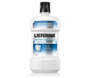 BONUS - Listerine Advanced White 500ml
