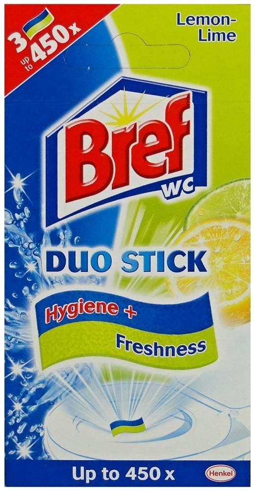 Bref WC Duo Stick Lemon-Lime WC 27 g