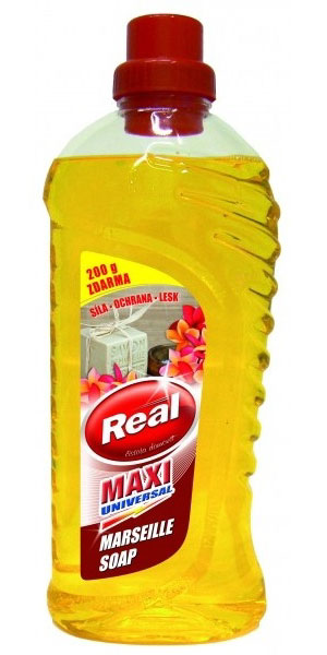 Real Maxi Universal Marseille soap 800g+200g zdarma