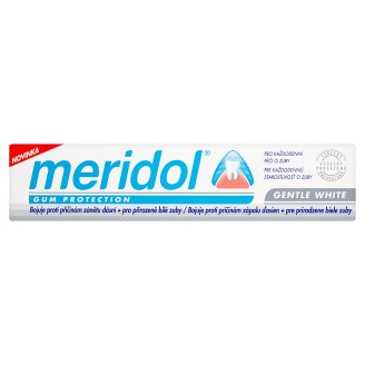 Meridol Gentle White zubní pasta 75 ml