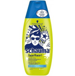 Schauma Men SuperPower! pánský šampon 250 ml