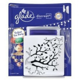 Glade by Brise Discreet Velvet Tea party strojek + náplň