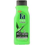 Fa Men Xtreme Refresh 5 sprchový gel 400 ml