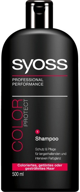 Syoss Color protect šampon 500 ml