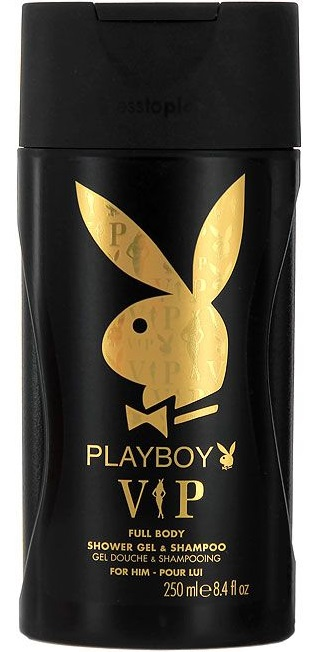 Playboy VIP for Him sprchový gel 250 ml