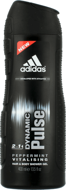Adidas Dynamic Pulse Men sprchový gel 3v1 250ml