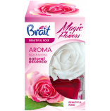 Brait Magic Flower dekorativí vůně Beautiful Rose 75ml