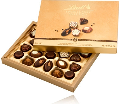 Lindt Bonboniéra Swiss Luxury Selection 230 g