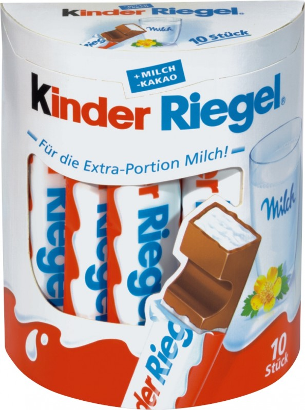 Kinder Riegel 10ks