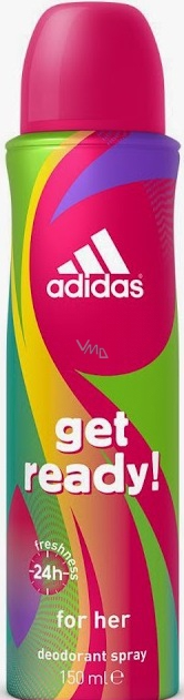 Adidas Get Ready for Her deospray 150 ml