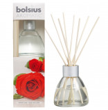 Bolsius Aromatic Reed difuzér Velvet rose 45 ml