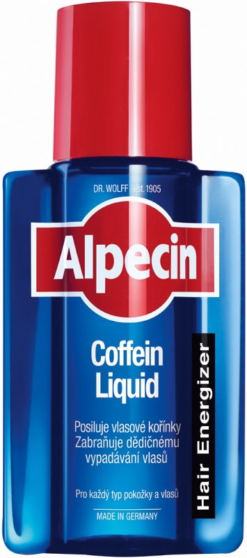 Alpecin Hair Energizer Liquid 200 ml