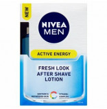 Nivea Men Active Energy Fresh Look voda po holení 100 ml