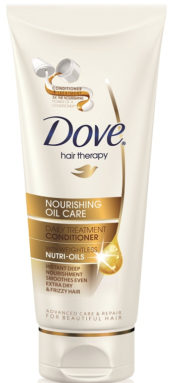 Dove Damage Therapy Nourishing Oil Care balzám 180 ml
