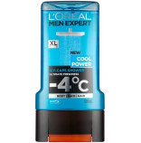 Loréal Men Expert Cool Power 3v1 sprchový gel 300 ml