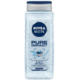 Nivea Men Pure Impact sprchový gel 500 ml