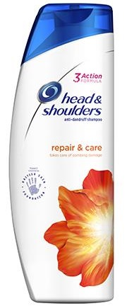 Head & Shoulders Repair & Care šampon proti lupům 400 ml