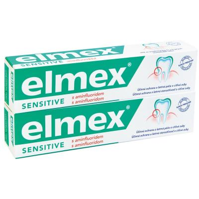 Elmex Sensitive 75 ml DUOPACK