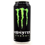 Monster Energy plech 0,5l - mini karton - balení 12ks