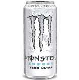 Monster Energy Ultra Zero plech 0,5l - mini karton - balení 12ks