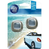 Ambi Pur Car Ocean and Wind Duopack 2x2ml