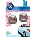 Ambi Pur Car Flowers and Spring Duopack 2x2ml