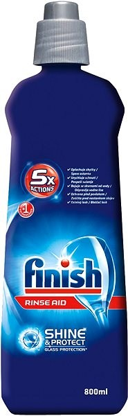 Calgonit Finish Shine & Dry Regular leštidlo 800 ml