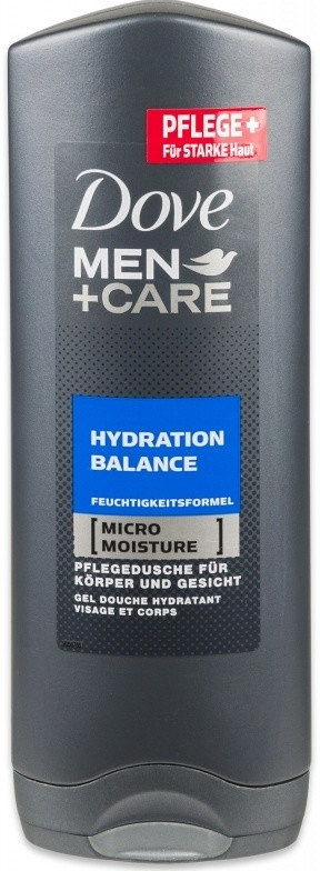 Dove Men+ Care Hydration Balance sprchový gel 250 ml