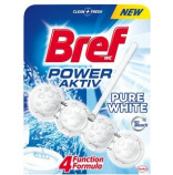 Bref Power Activ WC blok Pure White 50g