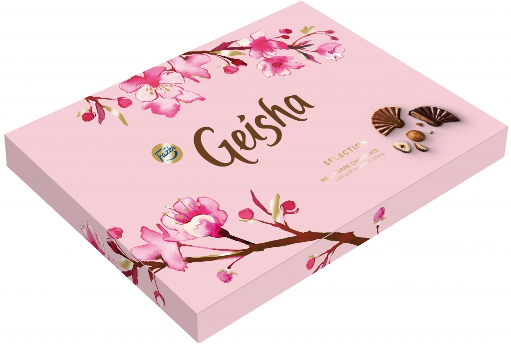 Geisha Selection Exclusive Bonboniéra 200g
