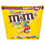 m&ms peanut party pack 1kg