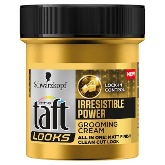 Taft Looks Irresistible Power Grooming Cream vláknitá pasta na vlasy 130 ml