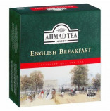 Ahmad Tea London English Breakfast 100 x 2 g