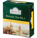 Ahmad Tea English No.1 100 x 2 g