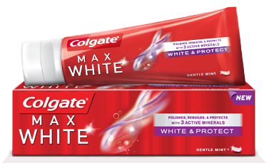 Colgate Max White One White and protect zubní pasta 75g