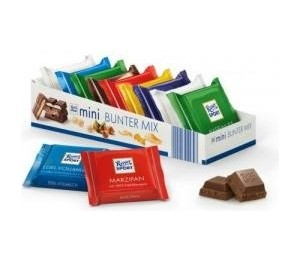 BONUS - Ritter Sport mini bunter mix 150g